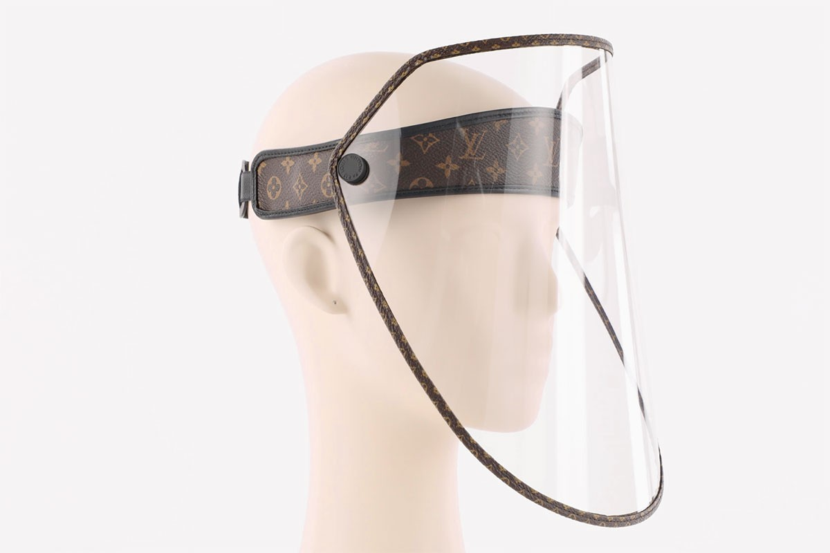 LV面部防护罩