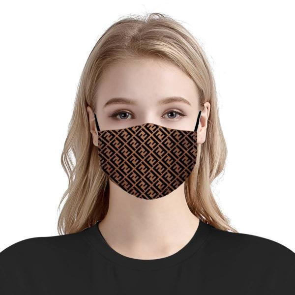 Fendi口罩