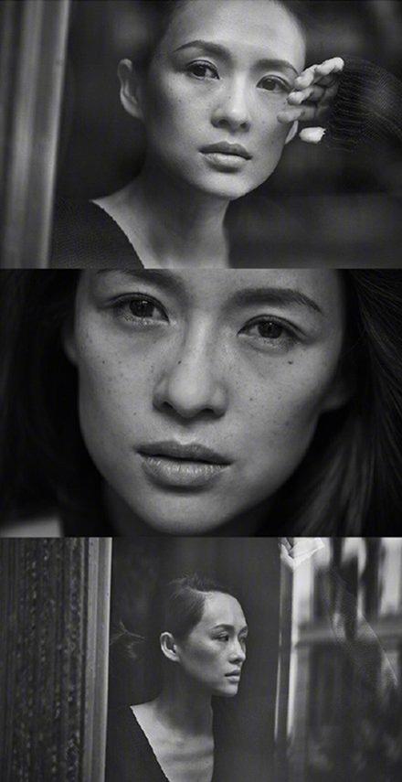 2016年,章子怡被邀请拍摄Pirelli倍耐力年历