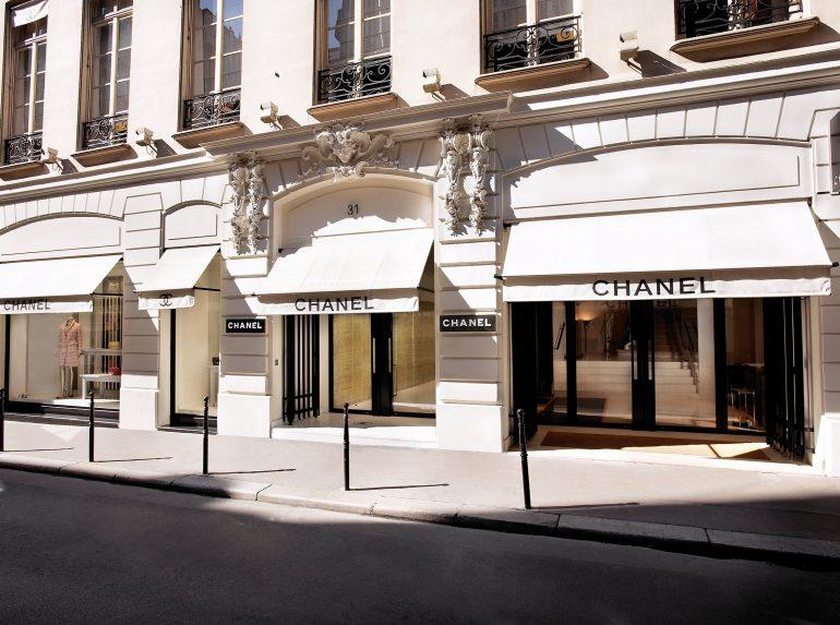 CHANEL 巴黎
