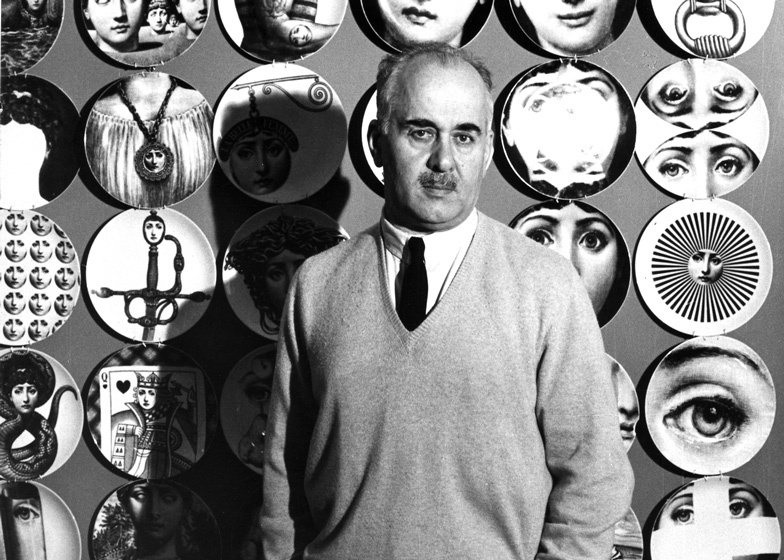 装饰品牌Fornasetti创始人、意大利装饰艺术大师Piero Fornasetti