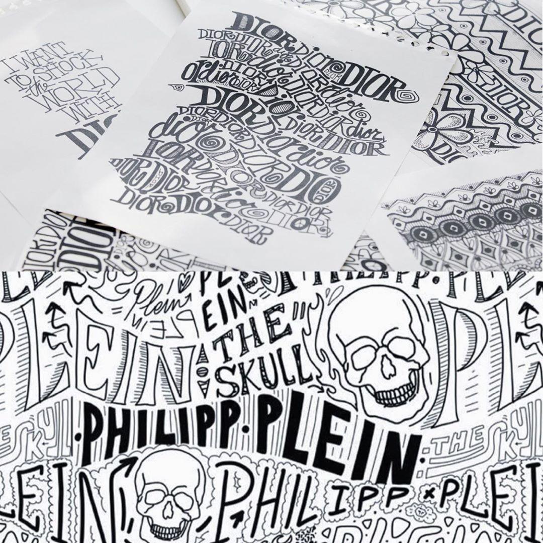 德国时装品牌Philipp Plein被指涉嫌抄袭Dior