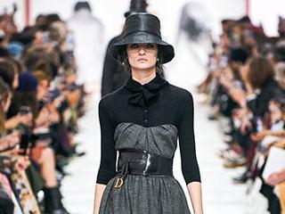 米兰:Christian_Dior 2019秀场 </span>