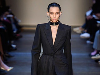 巴黎:Alexander_McQueen 2019秀场 </span>