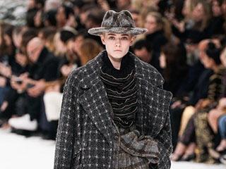 巴黎:Chanel 2019秀场 </span>