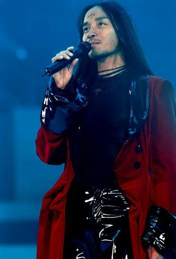 2000年演唱会《热情》