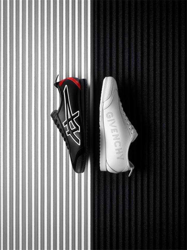 Givenchy x Onitsuka Tiger合作款限量运动鞋