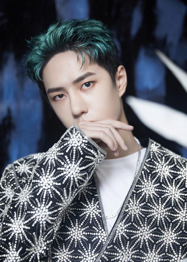 王一博绿发