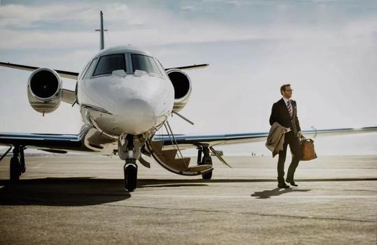 世界十大最豪华的私人飞机