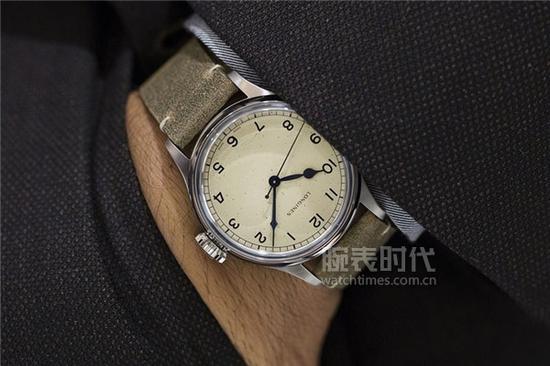 �W米茄海�R系列1948限量版腕表