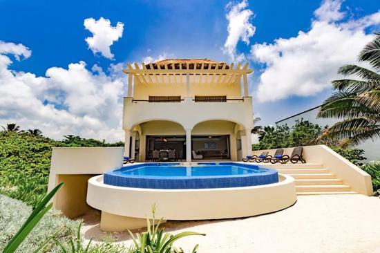 玛雅网新地址_这10家高端新开酒店 为你开拓5个奢华小众目的地|南海滩|水疗 ...