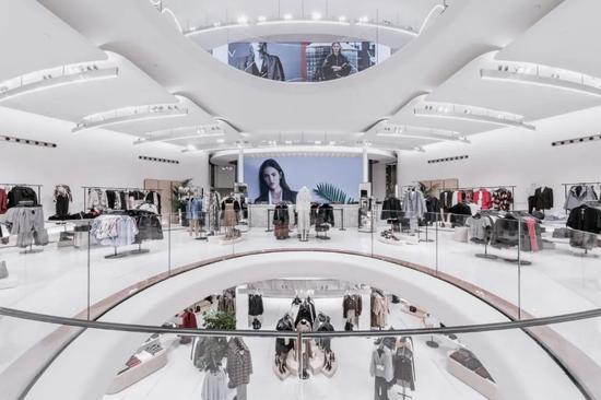 Zara 米兰全新旗舰店