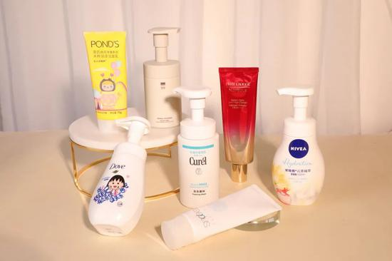 Follow the trend to buy the net red cleanser will actually \插图