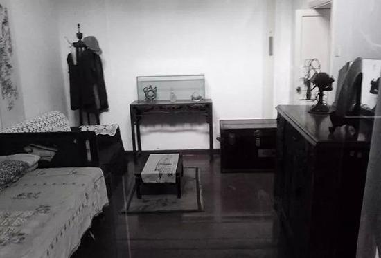 老舍北京故居 臥室