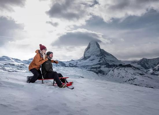 图:@The Matterhorn Railway