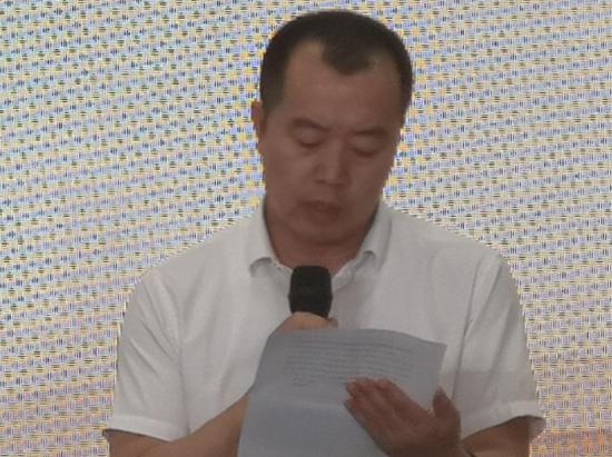 姜卫东先生