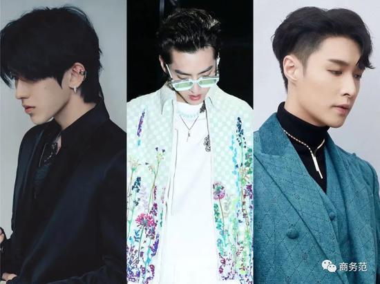 这三种珠宝配饰 吴亦凡王一博经常上身