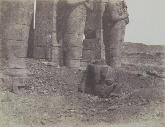 埃及舊影與現代之美 芝加哥展考古學家的攝影作品