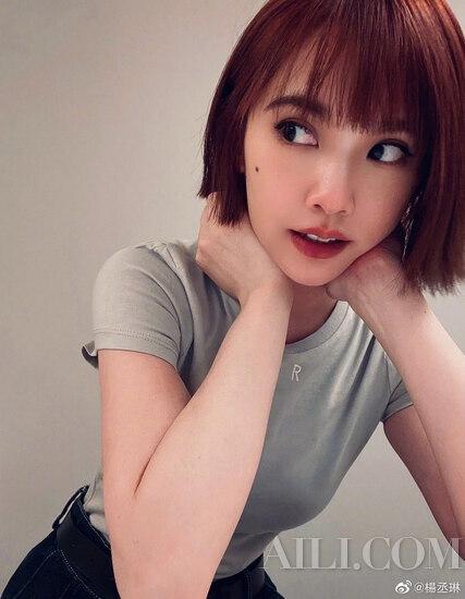 """37岁杨丞琳晒学院风照片 女神不老没点""""眼""""技怎么行"""