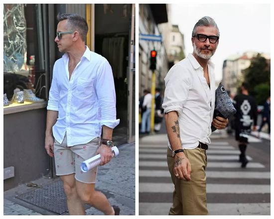 穿对了衣服 一米六也是长腿超模