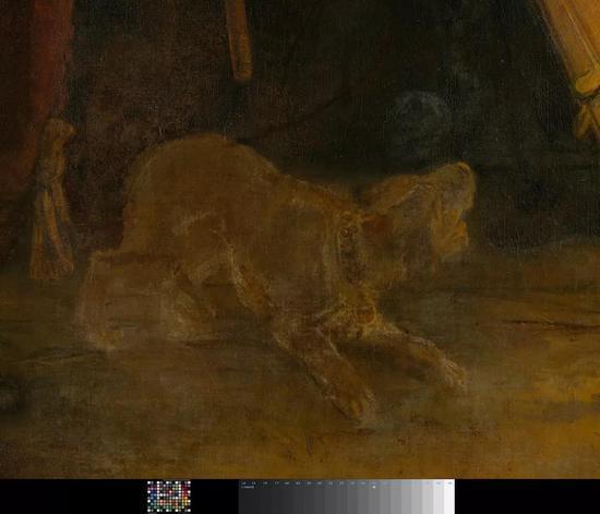 荷蘭國立博物館啟動了對倫勃朗名作《夜巡》修復工作