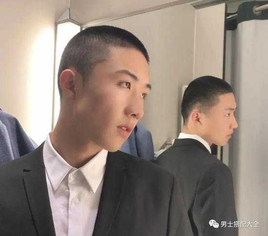 2020春夏 作为型男一定要剪个帅破天际的寸头插图(14)