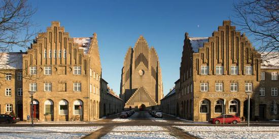 北欧风过时了?审美开挂的城市地标建筑告诉你并没有