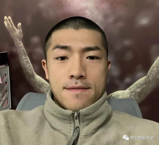 2020春夏 作为型男一定要剪个帅破天际的寸头插图(9)