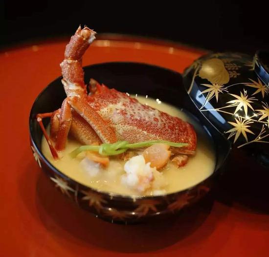 白味噌伊势龙虾汤