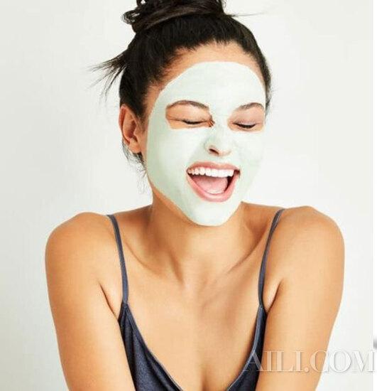 Di Ali Gerba also applies facial mask to shopping? The fairies' autumn winter mask is coming.插图8