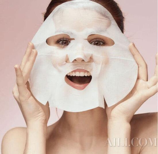 Di Ali Gerba also applies facial mask to shopping? The fairies' autumn winter mask is coming.插图4