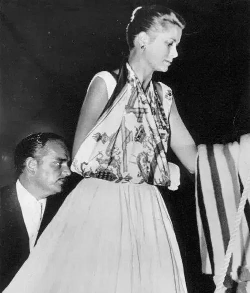 摩纳哥王妃Grace Kelly