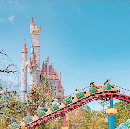 最梦幻最少女的粉色城堡曝光 充满童话色彩