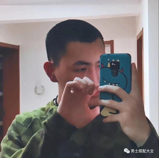 2020春夏 作为型男一定要剪个帅破天际的寸头插图(10)