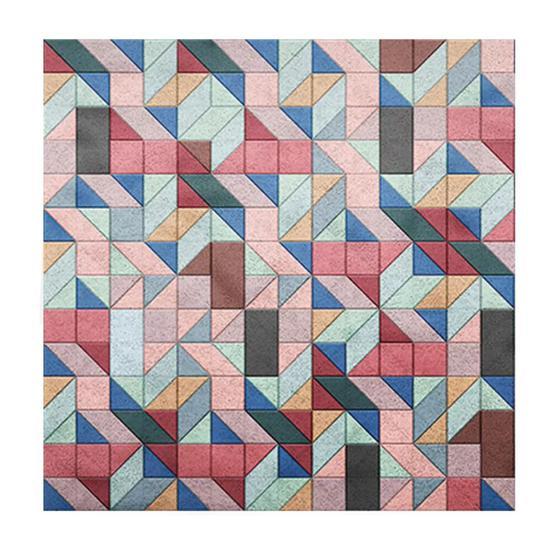 品名:Parallelogram 声学砖