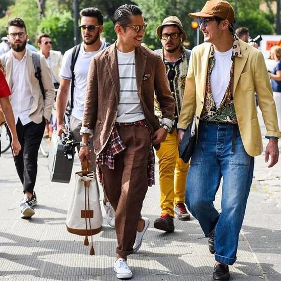 中国男人如何正确穿搭西服,这些技巧需要get!