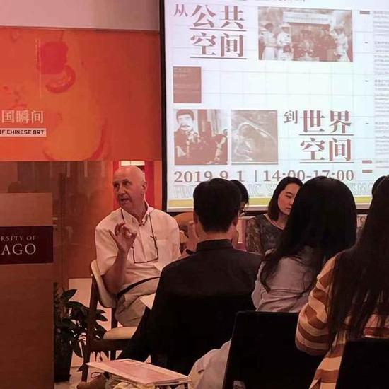 中国画气韵与全球传播