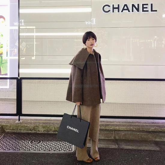 法餐穿什么_小个子逆袭范本 35岁日本辣妈身高158穿成170 显高穿搭 时尚 穿搭 ...