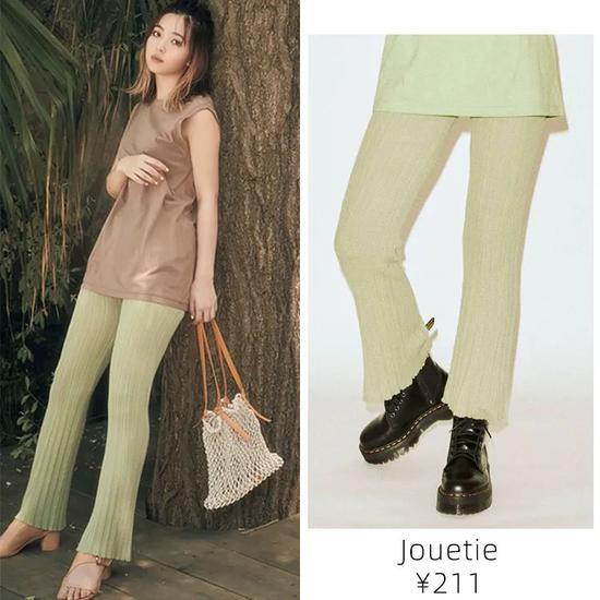 50条裤装合集 欧阳娜娜、周雨彤在穿这些