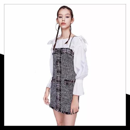 小香风在时尚圈经久不衰 它才是所有女生的必备单品