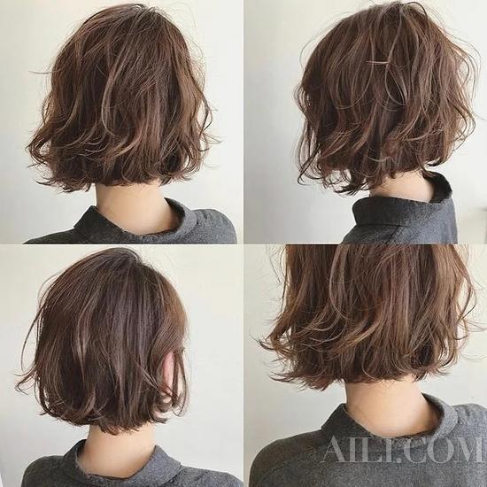 剪完会沉迷容貌无法自拔 还不挑脸型的短发来了