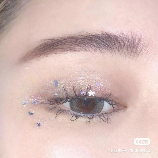 It's enough to master the makeup of these three scenes插图45