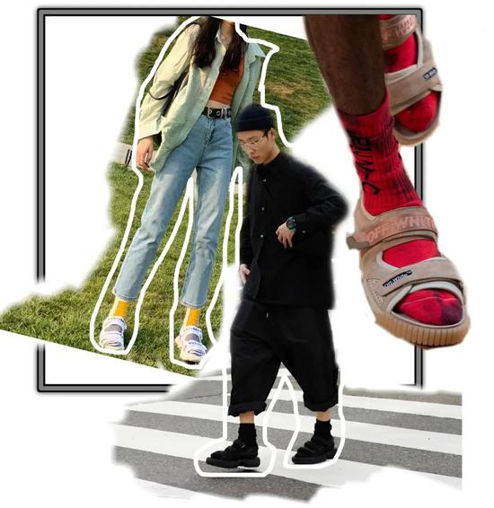 夏天的尾声穿什么 凉鞋啊