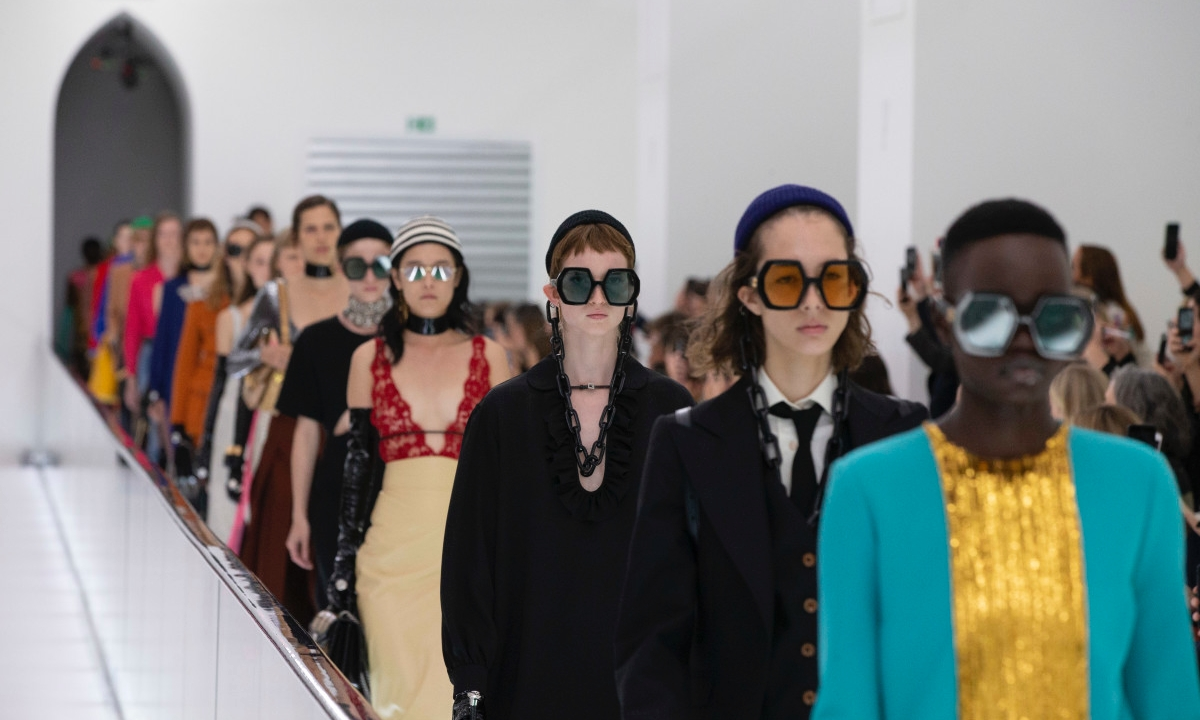 Gucci成意大利最有价值品牌 Prada、Armani等品牌均上榜