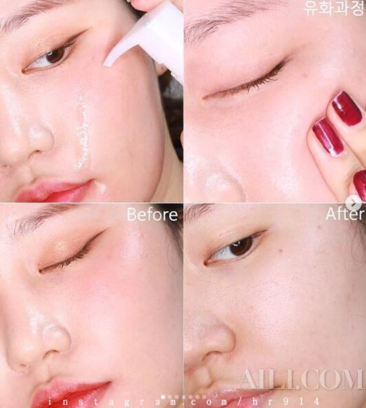 Serious makeup also acne? This skin is really hard to take插图6