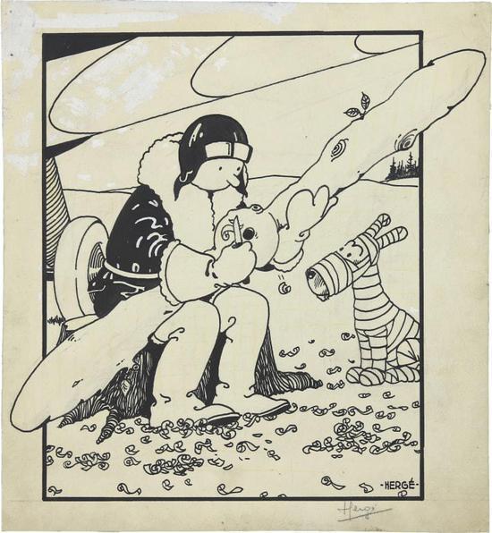 艺术史上最昂贵的漫画画作你知道吗