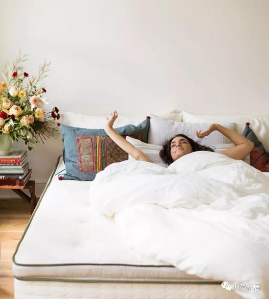 一张舒服的床垫~