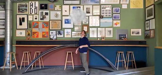 埃利亞松KAWS等藝術家涉足AR 這是藝術還是程序