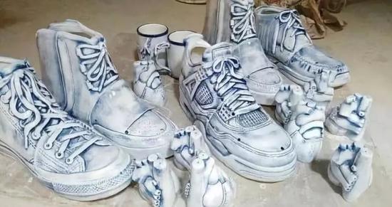 有没有想过拆了你男朋友的鞋 拿来做内衣?