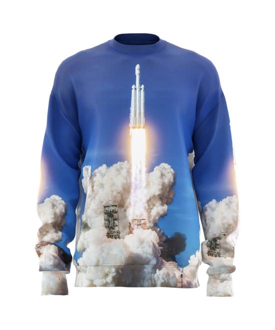 """受 Elon Musk """"SpaceX""""太空探索计划启发的 DressXNFT 服装系列"""